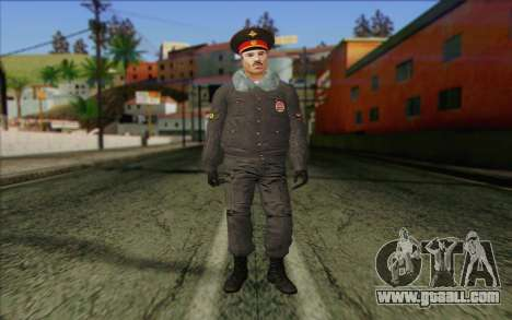 Police Russia Skin 1 for GTA San Andreas