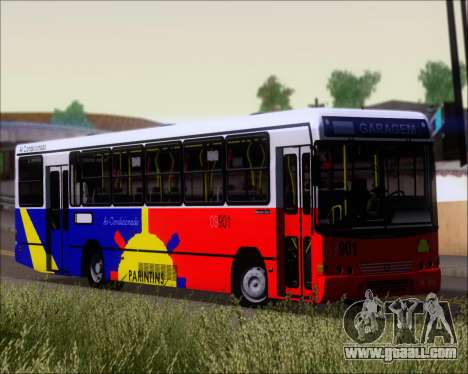 Marcopolo Torino 1999 Parintins for GTA San Andreas