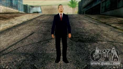 Somybu from Beta Version for GTA San Andreas