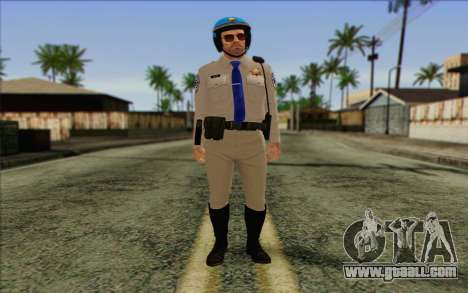 Trevor Phillips Skin v7 for GTA San Andreas
