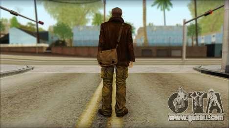 Sean Delvin for GTA San Andreas second screenshot