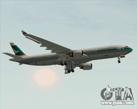 Airbus A330-300 Cathay Pacific for GTA San Andreas engine