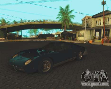 LS ENB by JayZz for GTA San Andreas