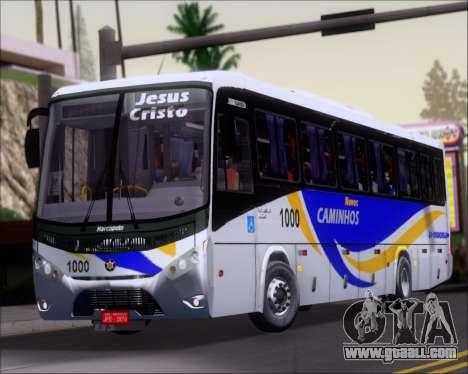 Marcopolo Ideale 770 - Volksbus 17-230 EOD for GTA San Andreas