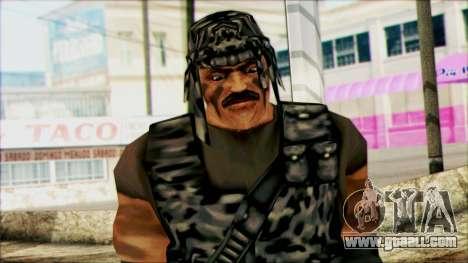 Manhunt Ped 22 for GTA San Andreas third screenshot