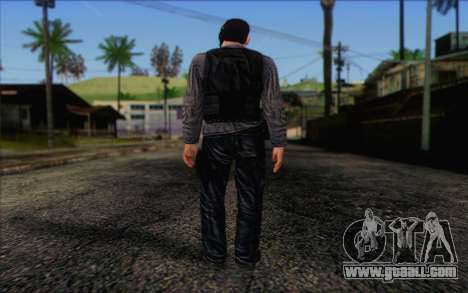 Reynolds from ArmA II: PMC for GTA San Andreas second screenshot