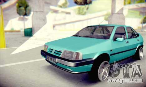 Fiat Tempra TR for GTA San Andreas right view