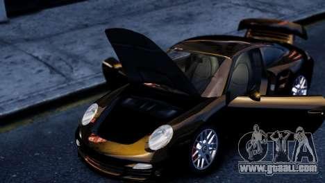 Porsche 911 Turbo for GTA 4 right view