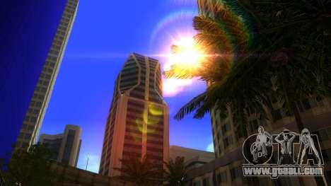 HD texture four skyscrapers in Los Santos for GTA San Andreas second screenshot