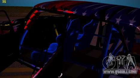 VAZ 2105 Drift for GTA San Andreas side view