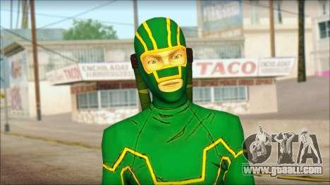 Kick Ass 2 Dave v2 for GTA San Andreas third screenshot