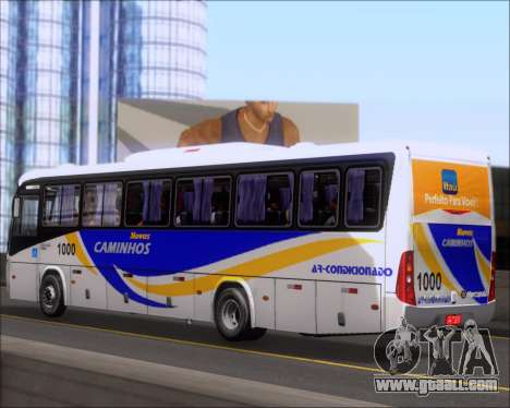 Marcopolo Ideale 770 - Volksbus 17-230 EOD for GTA San Andreas right view