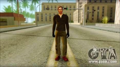 New Dexter for GTA San Andreas