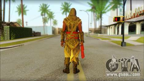Adewale from Assassins Creed 4: Freedom Cry for GTA San Andreas second screenshot