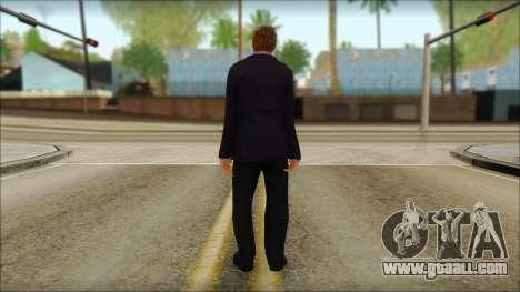 GTA 5 Ped 12 for GTA San Andreas second screenshot