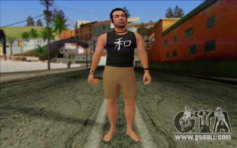 Fabien LaRouche from GTA 5 for GTA San Andreas