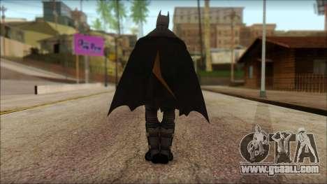 Batman From Batman: Arkham Origins for GTA San Andreas second screenshot