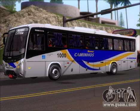 Marcopolo Ideale 770 - Volksbus 17-230 EOD for GTA San Andreas