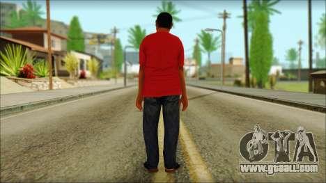 GTA 5 Ped 22 for GTA San Andreas second screenshot