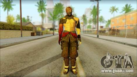Ryu True Fighter From Dead Or Alive 5 for GTA San Andreas