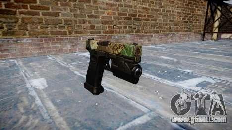 Pistol Glock 20 ronin for GTA 4