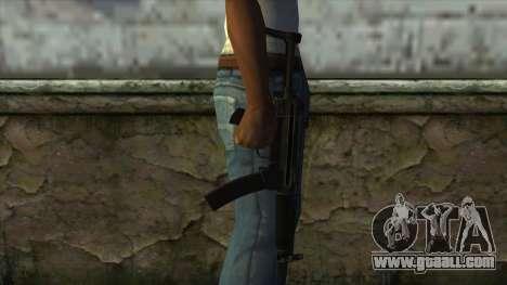 TheCrazyGamer MP5 for GTA San Andreas third screenshot