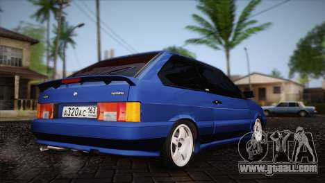 VAZ 2113 for GTA San Andreas left view