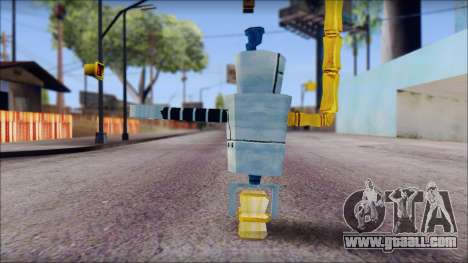 Hamsmp from Sponge Bob for GTA San Andreas second screenshot