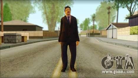 GTA 5 Ped 13 for GTA San Andreas