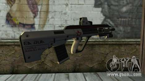 AUG A3 from PointBlank v2 for GTA San Andreas second screenshot