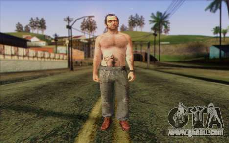 Trevor Phillips Skin v5 for GTA San Andreas