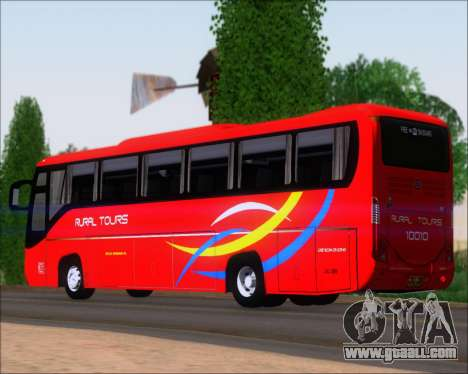 Yanson Viking 4th Generation Rural Tours 10010 for GTA San Andreas right view