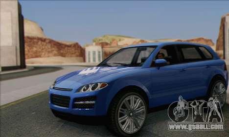 Obey Rocoto 1.0 (HQLM) for GTA San Andreas