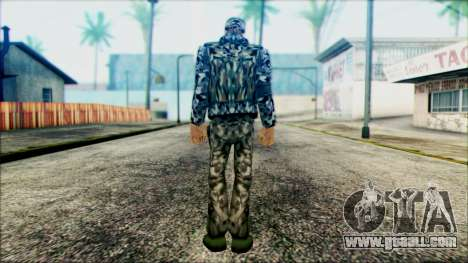 Manhunt Ped 21 for GTA San Andreas second screenshot