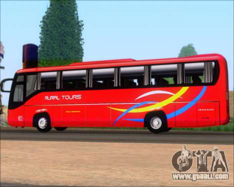 Yanson Viking 4th Generation Rural Tours 10010 for GTA San Andreas inner view
