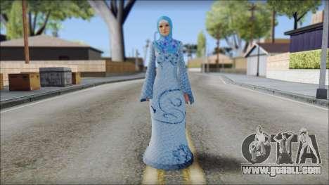 Gaza Tina Armstrong for GTA San Andreas