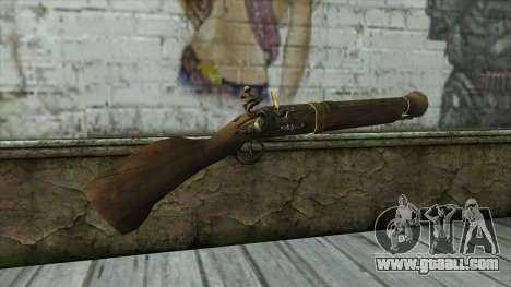 Trabuco from Assassins Creed 4: Freedom Cry for GTA San Andreas second screenshot