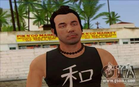Fabien LaRouche from GTA 5 for GTA San Andreas third screenshot