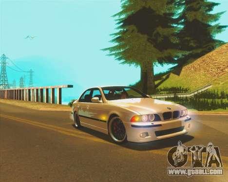 LS ENB by JayZz for GTA San Andreas forth screenshot