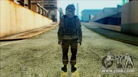 Soldiers airborne (CoD: MW2) v4 for GTA San Andreas second screenshot