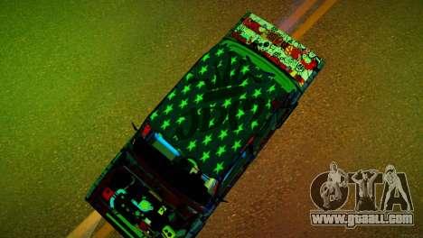 VAZ 2105 Drift for GTA San Andreas right view