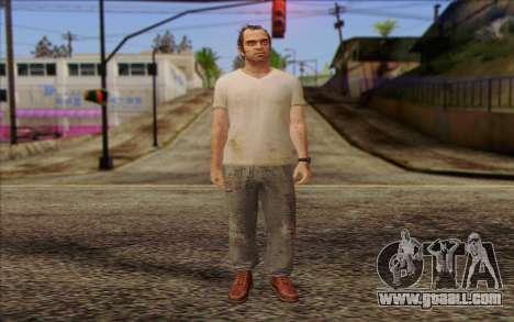 Trevor Phillips Skin v3 for GTA San Andreas