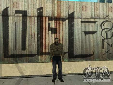 Pants bandit from Stalker for GTA San Andreas