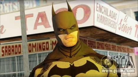 Batman From Batman: Arkham Origins for GTA San Andreas third screenshot
