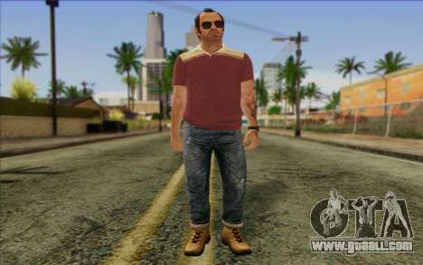 Trevor Phillips Skin v6 for GTA San Andreas