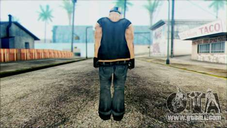 Manhunt Ped 11 for GTA San Andreas second screenshot