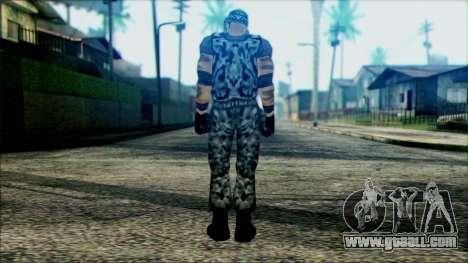 Manhunt Ped 22 for GTA San Andreas second screenshot