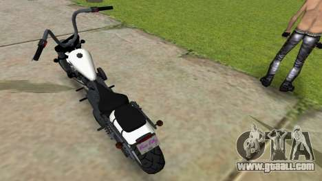 WMC Daemon for GTA Vice City right view