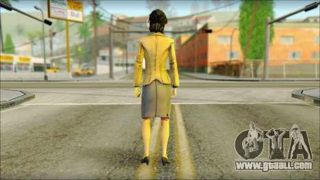 Snow White (Wolf Among Us) for GTA San Andreas second screenshot