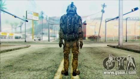 Soldiers of team Phantom 3 for GTA San Andreas second screenshot